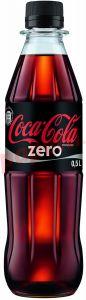 Coca-Cola Zero 0,5l, 12buc/bax