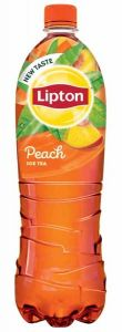 Lipton Ice Tea piersici 1,5l, 6buc/bax