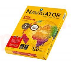 Carton copiator A4, 120g, alb, Navigator Colour Documents