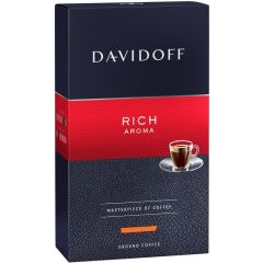 Cafea Davidoff Rich Aroma, macinata, 250g