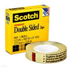Banda dubluadeziva 12,7mm x 22,8m, Scotch, 3M