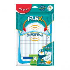 Tablita scriere cu accesorii Flex Maped