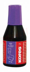 Tus stampila violet, 27ml, Kores