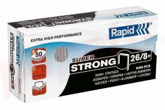 Capse nr.26/8 Rapid Super Strong