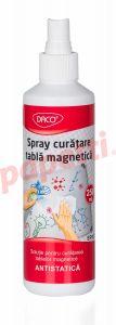 Spray curatare whiteboard, 250ml, Daco