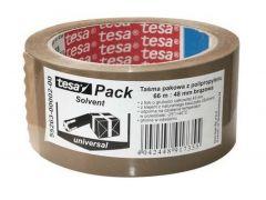 Banda adeziva solvent, maro 48 x 66 Tesa