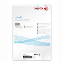 Etichete autoadezive albe 1/A3, 420x297mm, 300coli/cutie, Xerox 464L20002
