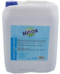 Detergent geamuri, oglinzi, aroma liliac, 5L, Hillox