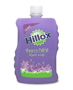 Rezerva sapun lichid, aroma liliac, 1L, Hillox