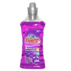 Detergent pardoseli si suprafete ceramice, 1L, Liliac Expertto