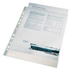 File de protectie A4, cristal, 105 mic, 100buc/set, Esselte
