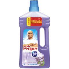 Detergent pentru orice tip de pardoseli, 1L, levantica, Mr. Proper