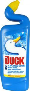 Detergent pentru dezinfectarea toaletei, marin, 750ml, 3 in 1 WC Duck