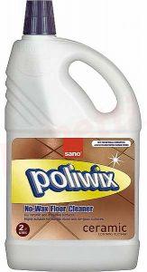Detergent pardoseli si suprafete ceramice, 2L, Poliwix Ceramic Sano