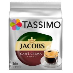 Capsule Tassimo Jacobs Caffe Crema Classico, 112g