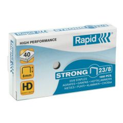 Capse nr.23/8 Rapid Strong