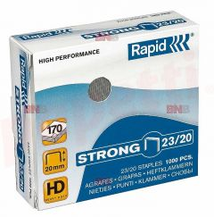 Capse nr.23/20 Rapid Strong