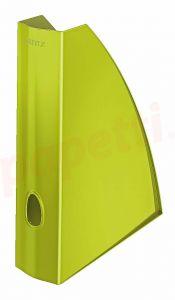 Suport vertical verde metalizat Wow Leitz