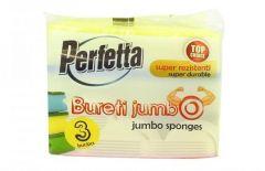 Bureti jumbo cu canelura, 148x65x40mm, 3buc/set, Perfetta/Mister Point