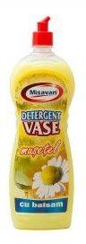 Detergent vase, balsam, parfum musetel, 1L, MSV