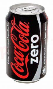 Coca-Cola Zero 0,33l(doza), 6buc/bax