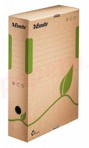 Cutie pentru arhivare 327x233x80, natur, Eco Esselte