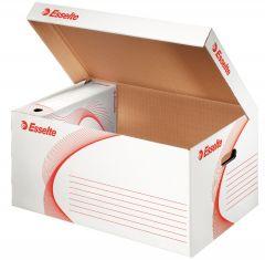 Container arhivare cutii de arhivare, cu capac, 550x365x255 mm, Esselte