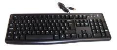 Tastatura cu fir USB, K120 Business, Logitech