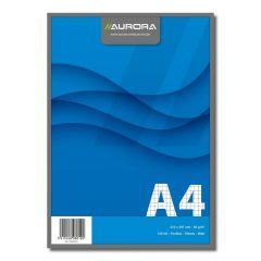 Blocnotes capsat A4, 100file, dictando Aurora Office