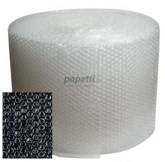 Folie cu bule mici in 2 straturi, 60g/mp, 125m x 0,8m