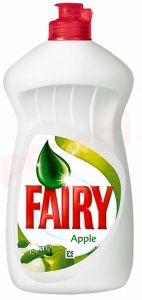 Detergent vase, parfum mar, 400ml, Fairy
