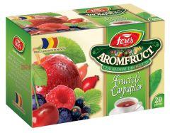 Ceai Fares Aromfruct fructele Carpatilor, 20plicuri/cutie