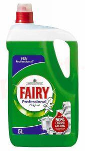 Detergent vase, 5L, Profesional Fairy