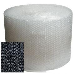 Folie cu bule mari in 2 straturi, 120g/mp, 50m x 0,8m