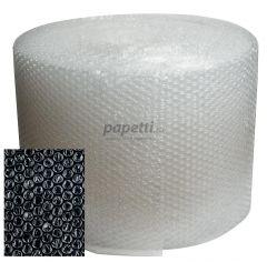 Folie cu bule mici in 2 straturi, 50g/mp, 125m x 1m