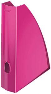 Suport vertical roz metalizat Wow Leitz