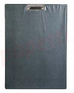 Clipboard simplu, portrait, negru A3, Alco