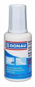 Fluid corector cu pensula, pe baza de solvent, Donau