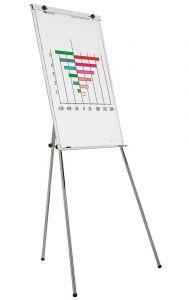 Flipchart magnetic, 100cm x 70cm Smit Budget