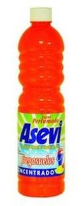 Detergent universal ptr. pardoseli, 1L, portocala, Asevi