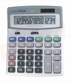 Calculator de birou 14 digit, Milan 40924