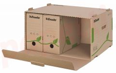 Container arhivare cutii de arhivare, cu deschidere frontala, 439x259x340 mm, Eco Esselte