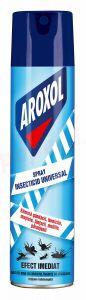 Spray insecticid universal, 400ml, Aroxol