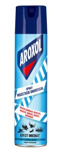 Spray insecticid universal, 400ml, Aroxol