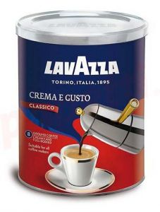 Cafea Lavazza Crema e Gusto, macinata, cutie metalica, 250g