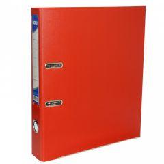 Biblioraft plastifiat 5cm, rosu, Noki