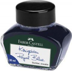 Cerneala albastra 30ml, Faber Castell-FC149839