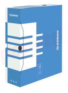 Cutie pentru arhivare 340x297x100, albastru/alb, Donau