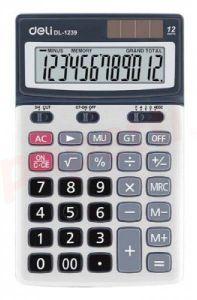 Calculator de birou 12 digit, 1239 Deli
