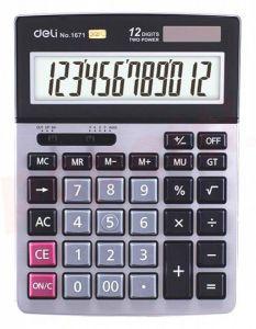 Calculator de birou 12 digit, 1671 Deli